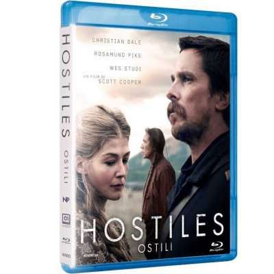 Hostiles Ostili (2017) Bluray 1080p AVC Ita Multi DTS-HD 5.1 MA TRL