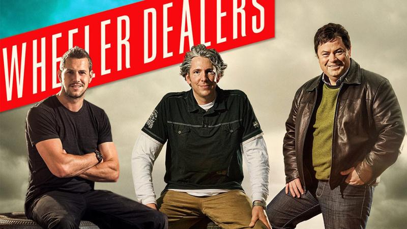 Obchodníci s autami / Wheeler Dealers (2003) / Sk